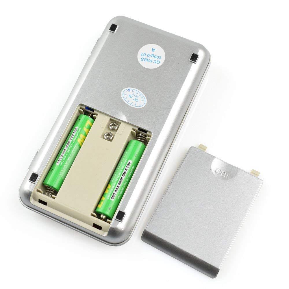 Obr.: Napájanie: 2 x 1,5V AAA (tužkové) batérie
