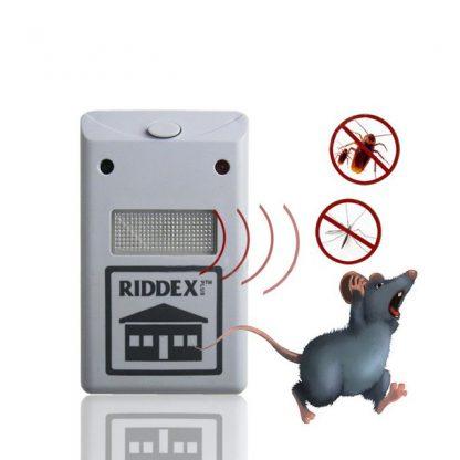 Odpudzovač hmyzu a hlodavcov Riddex 1 + 1 Zdarma