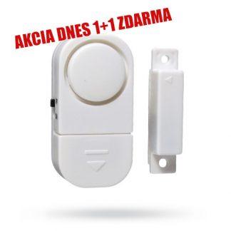 Alarm pre stráženie okien a dverí OKNO+