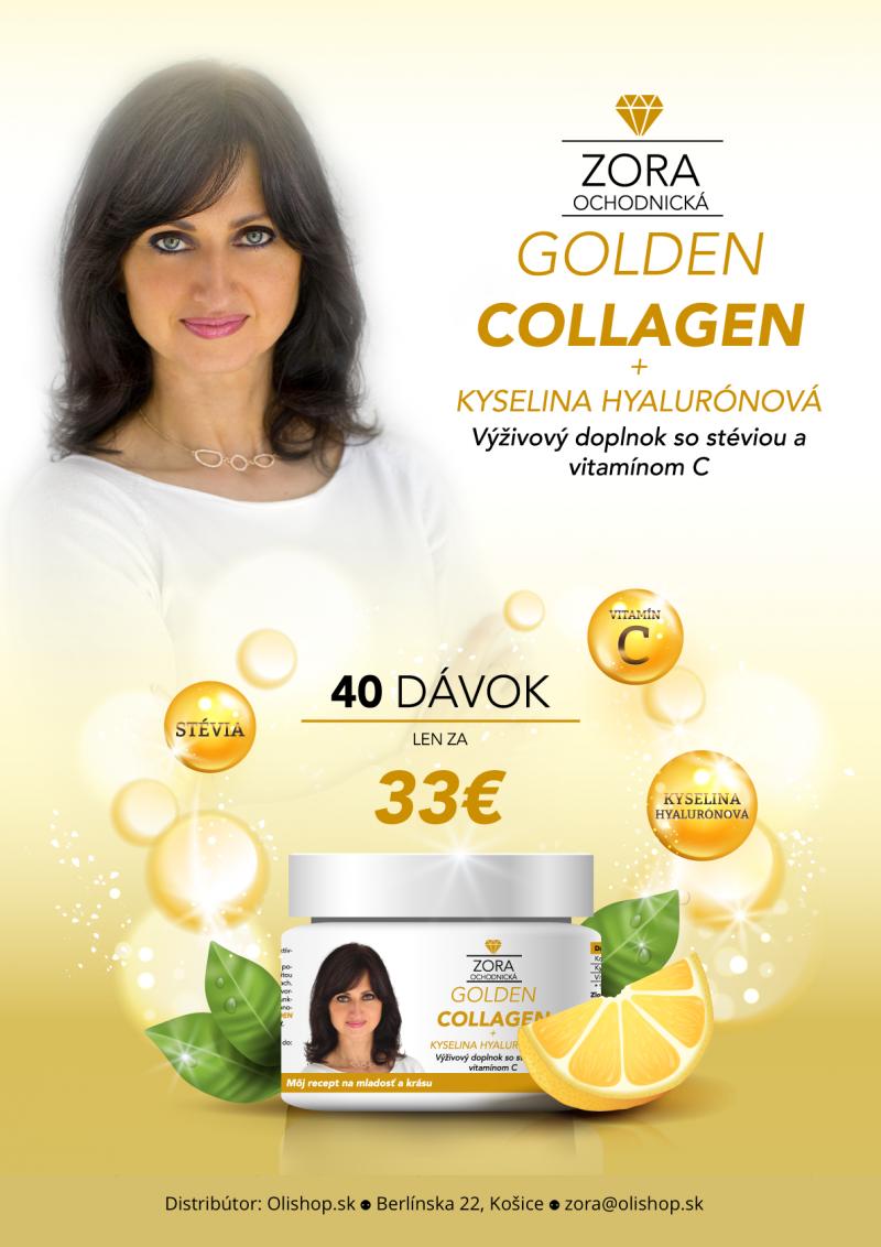 golden collagen zora ochodnicka 1