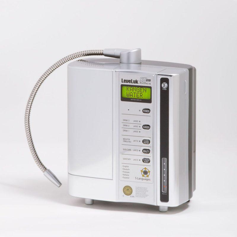 Kangen prístroj LEVELUK SD501 PLATINUM